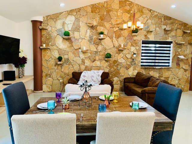Apartamento Olas Hab #2, centro- playa médano