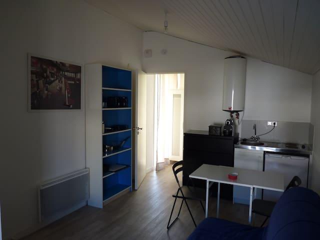 Studio indépendant en cœur de bourg - - Sautron - Casa
