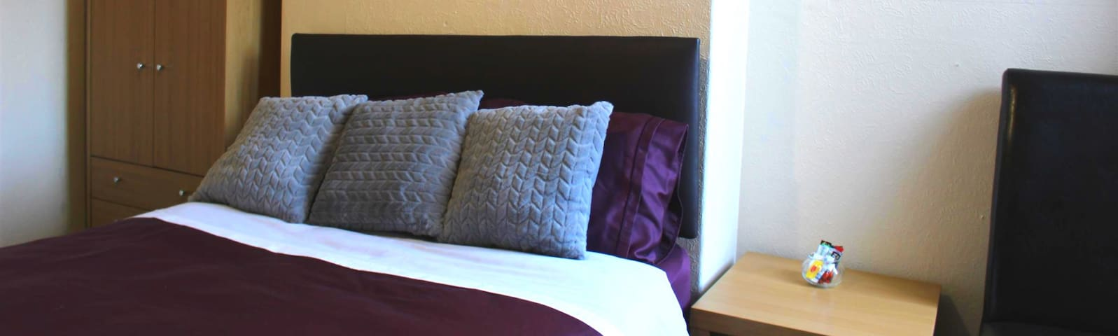John St Town House  - Self Catering - Double Room