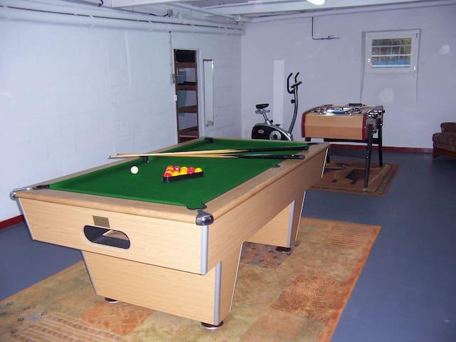Villa Bellevue chambres d'hôtes - Créhen - Penzion (B&B)