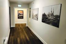 Historic Olde Charlottetown Boutique Apartments #2