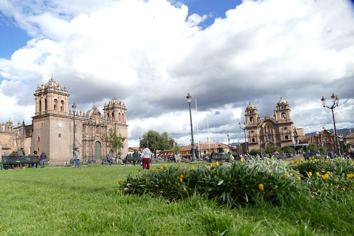Private Apartment in Historical center - Cusco.