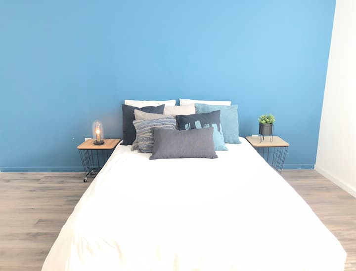 NEW Cattenom chambre privée Thionville Luxembourg
