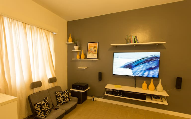 Cozy apartment in Upper Hill Nairobi - Nairobi - Appartement