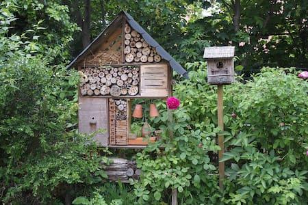Chambre au calme dans le jardin... - Millau - Aamiaismajoitus
