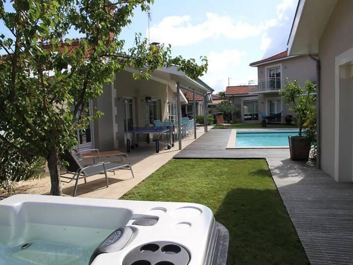 Villa Marie-Suzon Chambre privée Cabane tchanquée