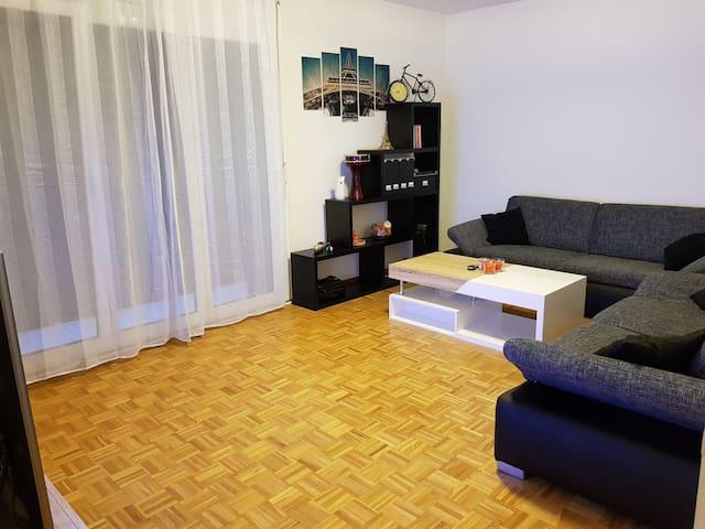 Appartement à Bussigny-près-Lausanne, EPFL & UNIL