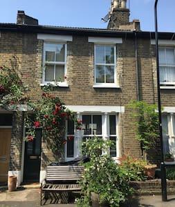 Beautiful terrace house in the heart of Hackney - London