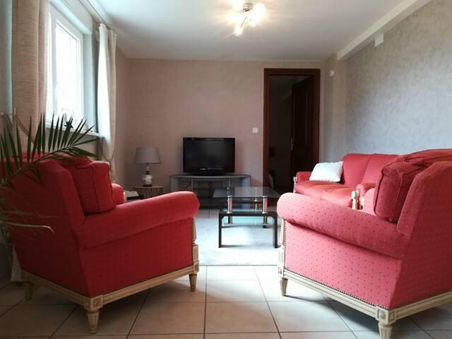 Appartement privé - Chez Jacqueline & Yves