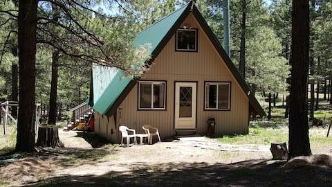 Mogollon Mountain Cabin