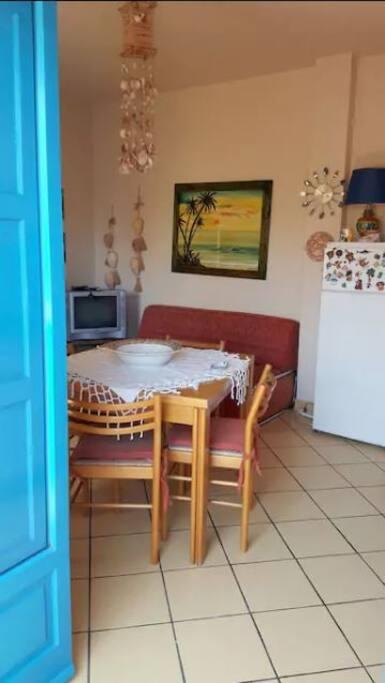 Cucina/Soggiorno Kitchen/Living room