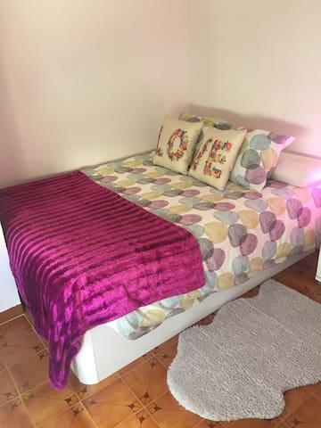 Habitación confortable para 1 persona
