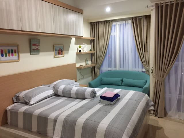 Luxury Studio in Menteng Park With City View