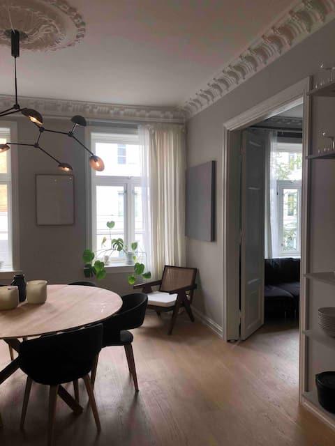Уютная квартира в Хомансбене