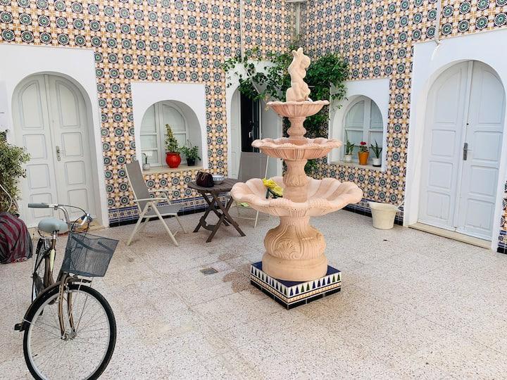 Maison à nabeul, Sidi Mahersi
