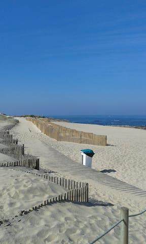 Casa de praia, a 15min do Porto