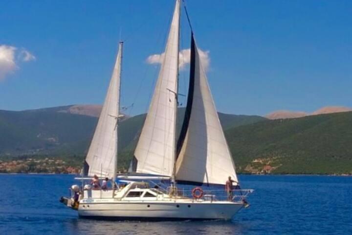 Яхта недалеко от пляжа - Valence - Bateau