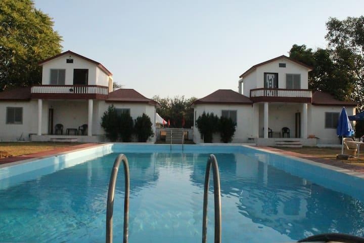 Pushkar Thrill Camps & Resort