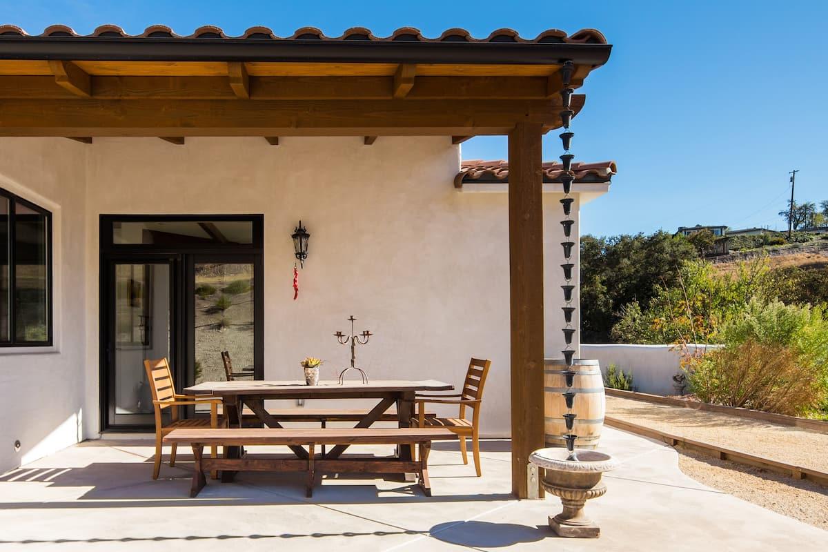 La Casa de Robles- A Luxury Wine Country Retreat