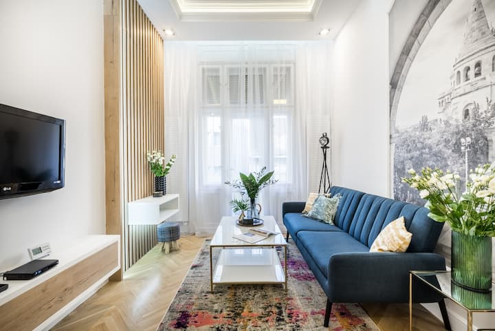 Cosy Downtown Apartment in Jewish Quarter
