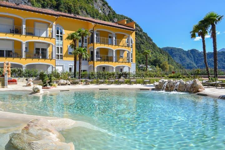 Apartment 7 Waterfront Lake Lugano
