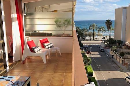 Apartamento 4 personas, al lado de la playa.