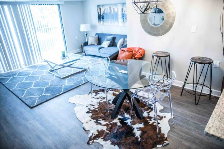 Stylish apartment near Buckhead/Lenox