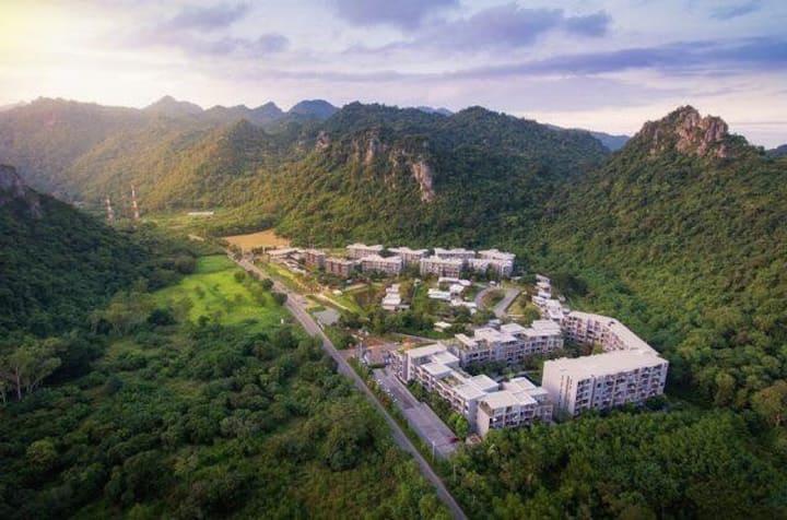 The Valley Khaoyai : 2 Bedroom resort style.