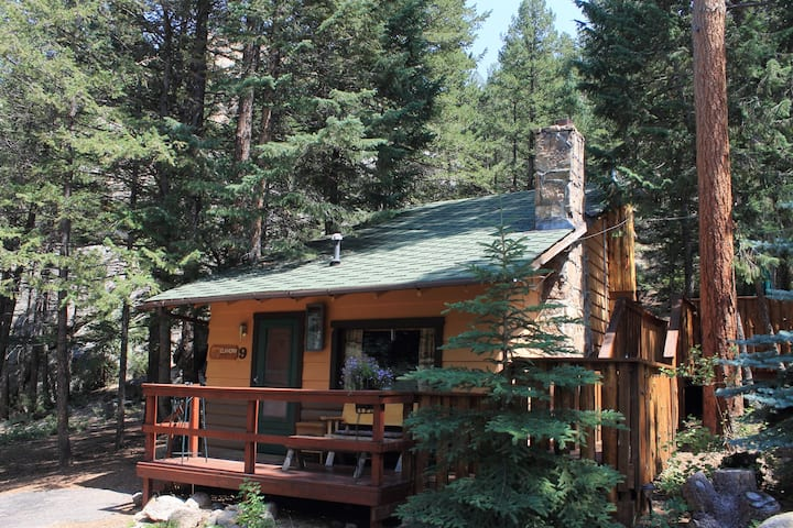 The Elkhorn Cabin @ Pine Haven Resort
