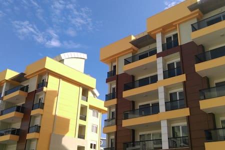Flamingo Residence 2 bedrooms - Konyaaltı - Apartment