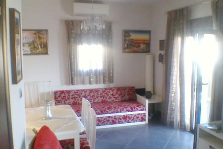 R54 Cosy aratment very close to the beach. - Νικήτη