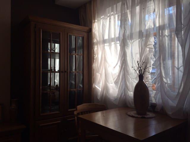 Уютная двухкомнатная квартира центр Гомеля - Homieĺ - Pis