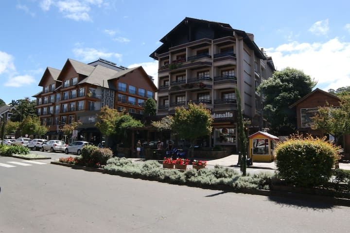Apartment in the center of Gramado