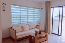 万科双月湾迪诺度假公寓海景洋房三室二厅三卫双层大阳台
