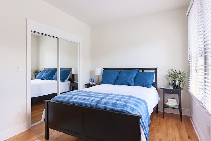Private, Chic Ensuite Bed / Bath in Haight Ashbury