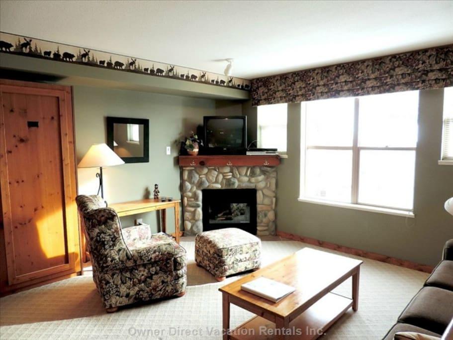Belle vue silver star ski resort creekside appartements for Creekside vue