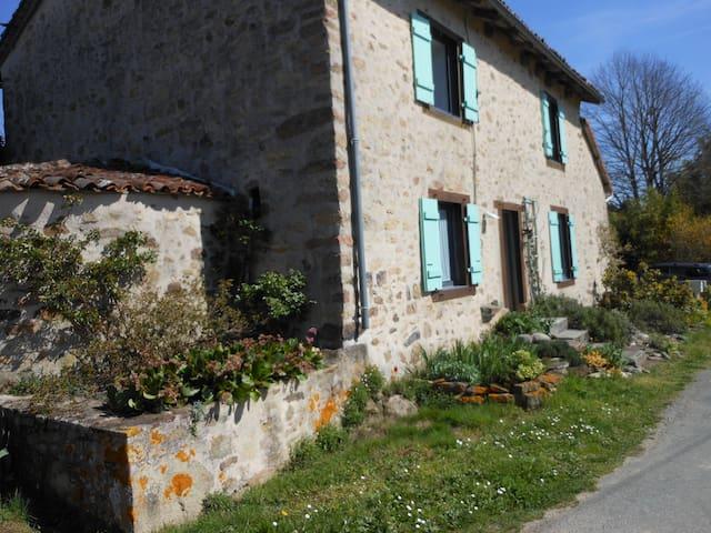 Les cerisiers - Jourgnac - Haus