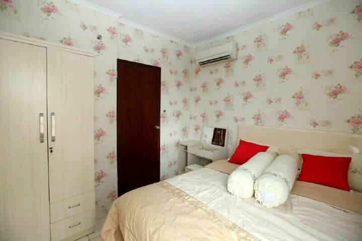 Cozy Mediterana Apartment - Kota Jakarta Barat - Flat