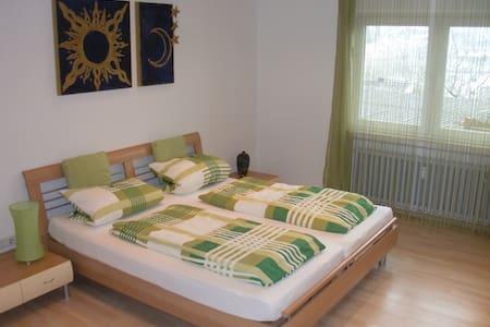 Super-Bude Ulmtal - Ferienwohnung mit DolbySound - Greifenstein - Apartamento