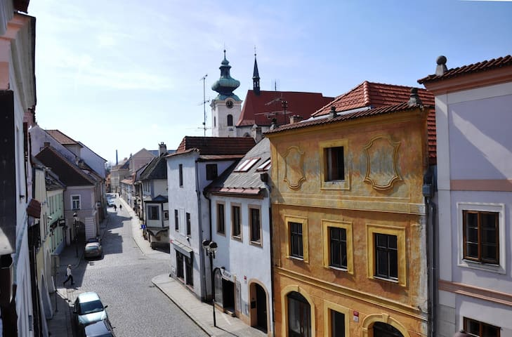 New Apartment in the Town Centre - Ceske Budejovice - อพาร์ทเมนท์
