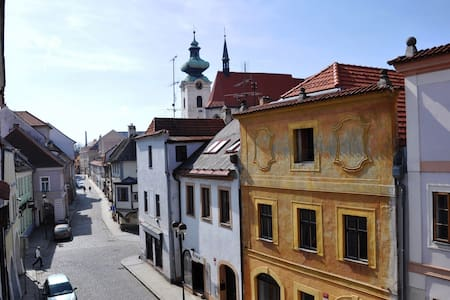 New Apartment in the Town Centre - Ceske Budejovice - Appartement