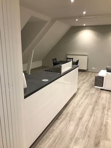Appartement 100m2 - Proche Paris - Mennecy - Apartemen