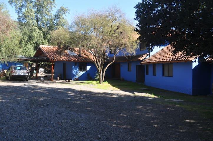 Maravillosa casa de campo y spa - Pirque