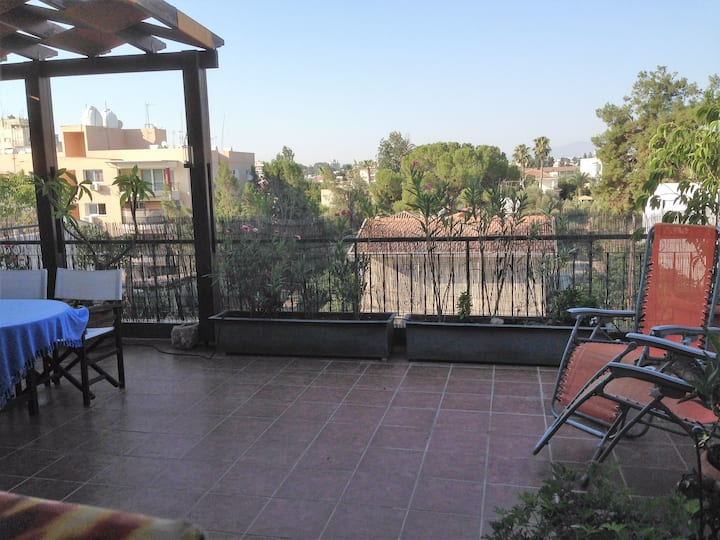 Penthouse in Strovolos