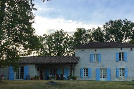 Maison Touffailles : luxury country villa - Touffailles