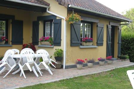 Gîte nature à ECHINGHEN - Echinghen - Natur-Lodge