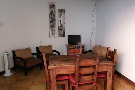 Angela's apartamento
