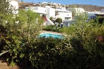 Θέα από μπροστινή αυλή