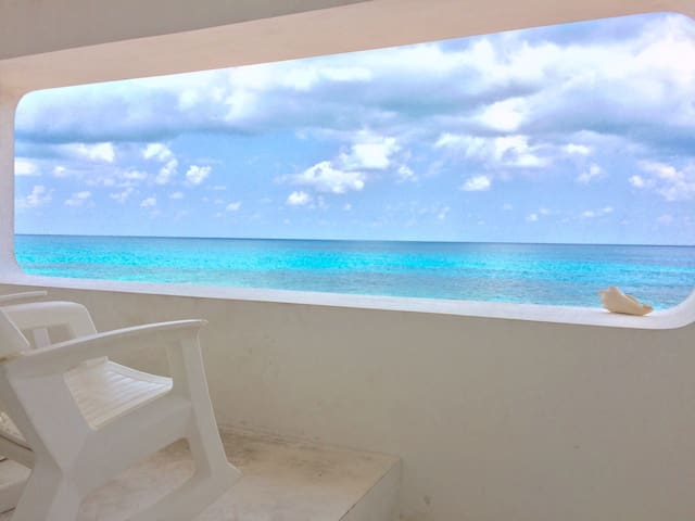 Apartment on the beach!!! - Isla Mujeres - Kondominium