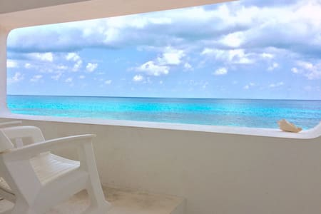 Apartment on the beach!!! - Isla Mujeres - Wohnung